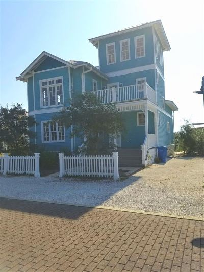 Orange Beach Single Family Home For Sale: 23 Meeting St
