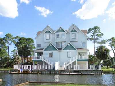 Gulf Shores, Orange Beach Condo/Townhouse For Sale: 116 W 5th Avenue #A