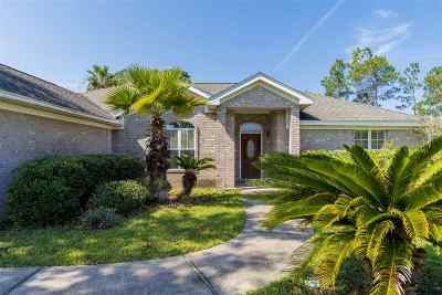 Orange Beach Single Family Home For Sale: 4595 Spinnaker Way
