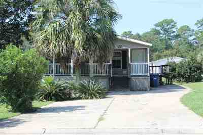 Gulf Shores Single Family Home For Sale: 5621 Cinnamon Lane