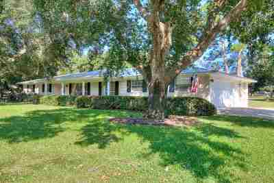 Gulf Shores Single Family Home For Sale: 1338 W Fairway Drive