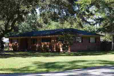 Foley Single Family Home For Sale: 7261 Riverwood Drive East