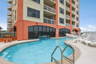 Orange Beach Condo/Townhouse For Sale: 23094 Perdido Beach Blvd #312