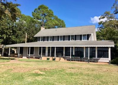 Fairhope Single Family Home For Sale: 15651 Scenic Highway 98