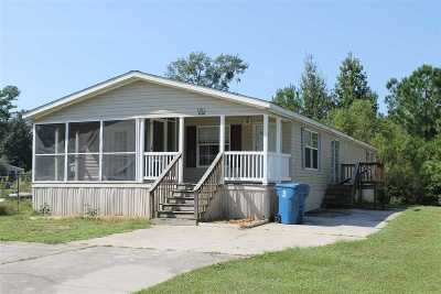 Gulf Shores Single Family Home For Sale: 5521 Cinnamon Lane
