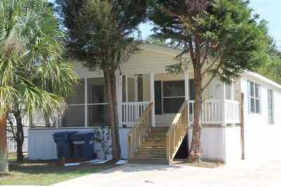 Gulf Shores Single Family Home For Sale: 5600 Lemontree Lane