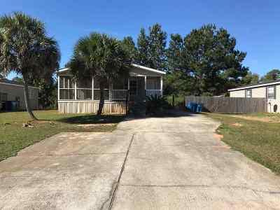 Gulf Shores Single Family Home For Sale: 5577 Cinnamon Lane