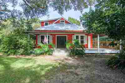 Magnolia Springs Single Family Home For Sale: 14923 Gates Av