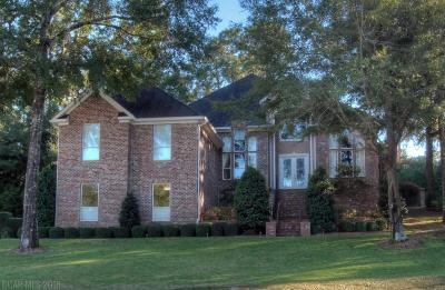 Fairhope Single Family Home For Sale: 218 Rock Creek Parkway