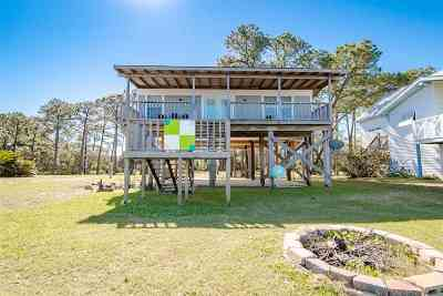 Gulf Shores Single Family Home For Sale: 8599 State Highway 180