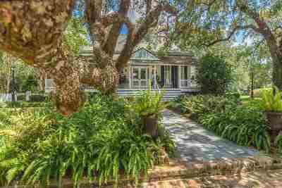 Magnolia Springs Single Family Home For Sale: 11866 Magnolia Street