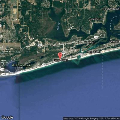 Orange Beach Residential Lots & Land For Sale: 25555 Canal Drive