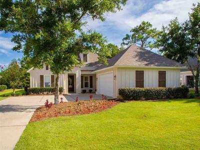 Gulf Shores, Orange Beach Single Family Home For Sale: 532 Retreat Lane