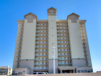 Gulf Shores Condo/Townhouse For Sale: 921 W Beach Blvd #606