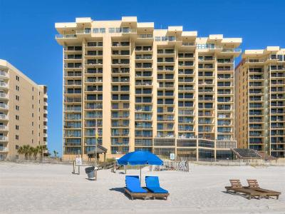 Gulf Shores, Orange Beach Condo/Townhouse For Sale: 24132 Perdido Beach Blvd #1014
