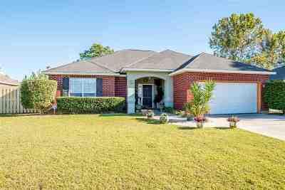 Foley Single Family Home For Sale: 3208 Bellingrath Drive