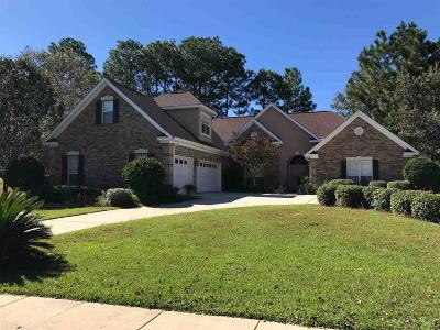 Fairhope Single Family Home For Sale: 427 Clubhouse Drive