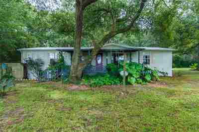 Foley Single Family Home For Sale: 10590 Tillman Lane