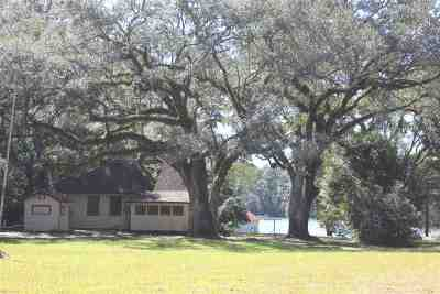 Magnolia Springs Single Family Home For Sale: 14300 Oak Street