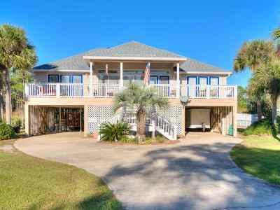 Gulf Shores Single Family Home For Sale: 16223 Brigadoon Trail