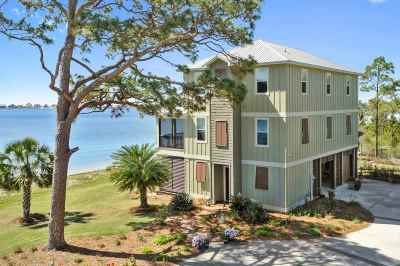 Gulf Shores Single Family Home For Sale: 1721 Laguna Ct