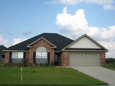 Loxley Single Family Home For Sale: 16696 Edgewater Circle