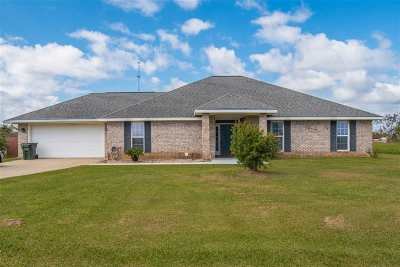 Loxley Single Family Home For Sale: 26361 Cabinet Shop Road