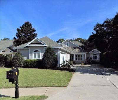 Gulf Shores, Orange Beach Single Family Home For Sale: 10 Baywalk Drive