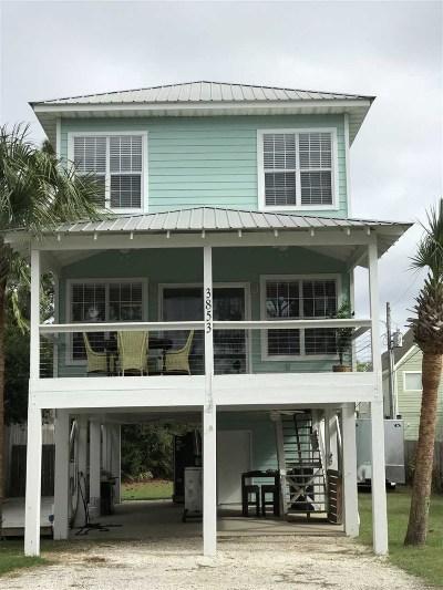 Orange Beach Condo/Townhouse For Sale: 3853 Illinois Street
