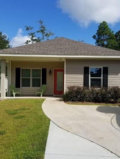 Gulf Shores Single Family Home For Sale: 528 E 22nd Avenue