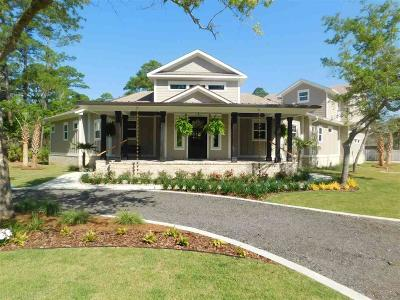 Pensacola Single Family Home For Sale: 16600 Innerarity Point Rd