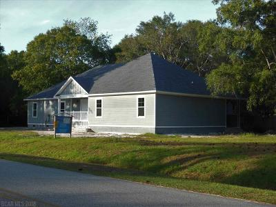Gulf Shores, Orange Beach Single Family Home For Sale: 536 Wedgewood Drive