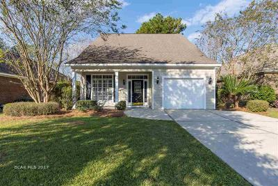 daphne Single Family Home For Sale: 30291 Green Court