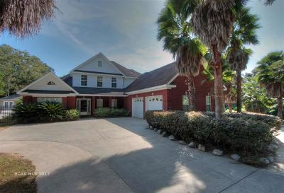Fairhope Single Family Home For Sale: 713 S Mobile Street