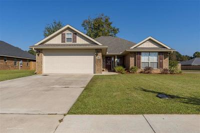 Fairhope Single Family Home For Sale: 9549 Woolrich Avenue