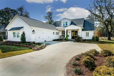 Fairhope Single Family Home For Sale: 151 Mulberry Lane