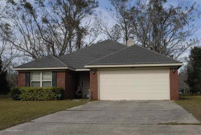 Foley Single Family Home For Sale: 1604 Abbey Loop