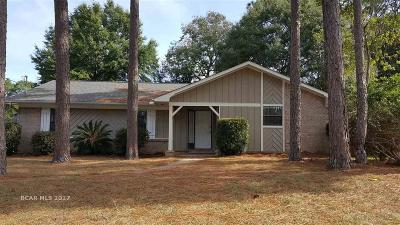 daphne Rental For Rent: 107 Brentwood Drive