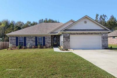 Foley Single Family Home For Sale: 1409 Thames Drive