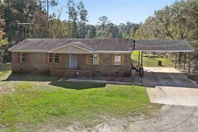 Foley Single Family Home For Sale: 19250 Carver Lane