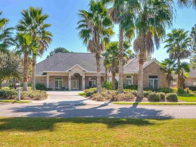 Gulf Shores Single Family Home For Sale: 317 Cypress Lake Drive