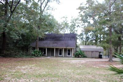 Foley Single Family Home For Sale: 10357 Hilltop Drive