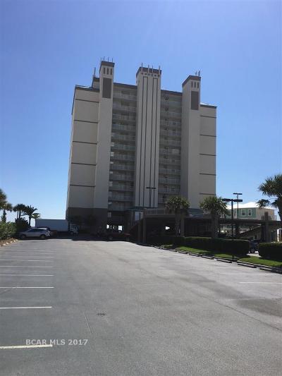 Gulf Shores Condo/Townhouse For Sale: 561 E Beach Blvd #905