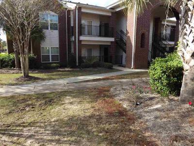 Gulf Shores Condo/Townhouse For Sale: 20050 E Oak Road #3808