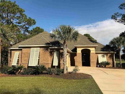 Gulf Shores Single Family Home For Sale: 419 Peninsula Blvd