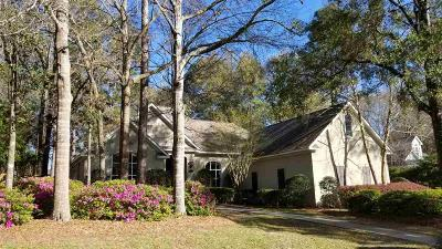 Bon Secour, Fairhope, Foley, Gulf Shores, Orange Beach Single Family Home For Sale: 143 Old Mill Road