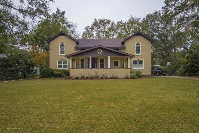 Fairhope Single Family Home For Sale: 100 S Ingleside Street