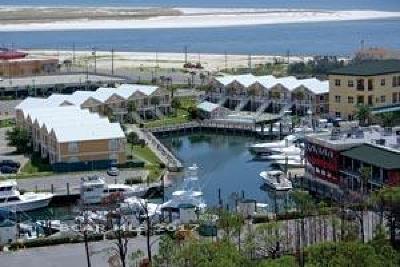 Orange Beach Condo/Townhouse For Sale: 3575 Bayou Road #A8