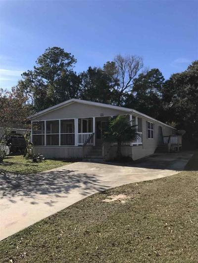 Gulf Shores Single Family Home For Sale: 5497 Lemontree Lane
