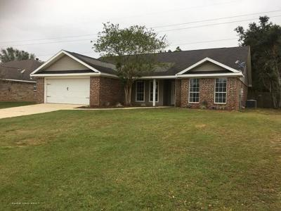 Gulf Shores Single Family Home For Sale: 16859 Edward Dr